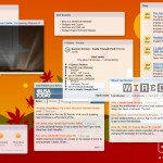 Running Netvibes widgets
